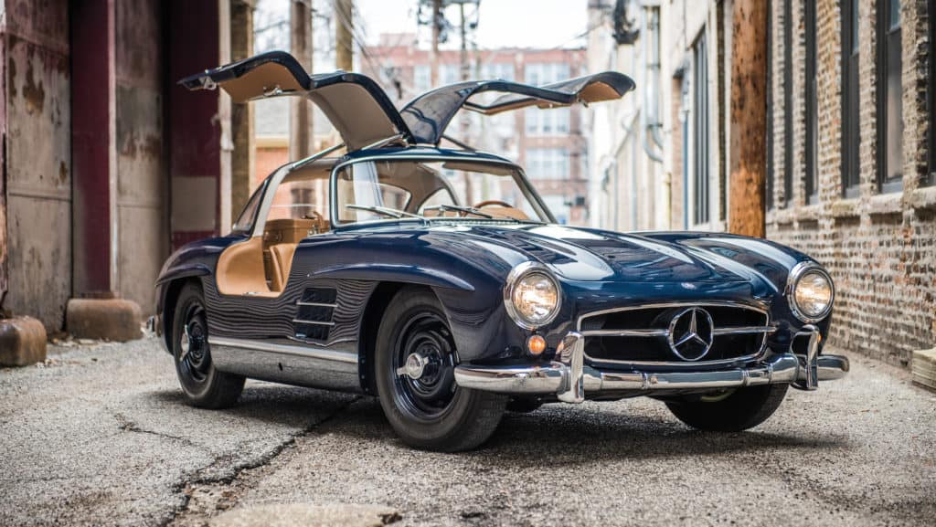 Mercedez Benz 300 SL