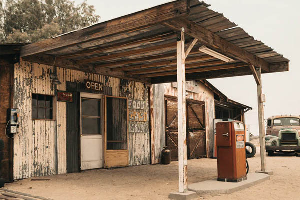 Ghost Towns Route 66
